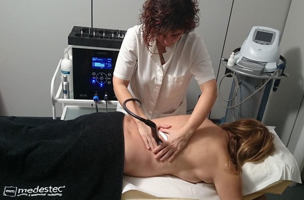 Diatèrmia amb el mètode Medestec