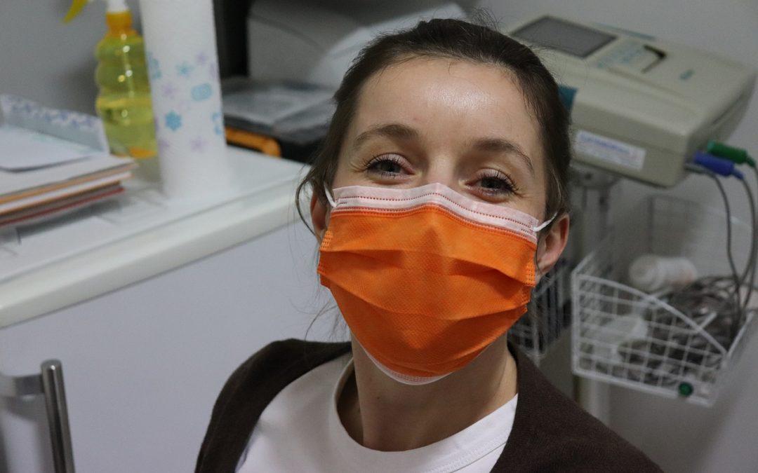 Mesures preventives al centre de fisioteràpia pel contagi de la Covid-19