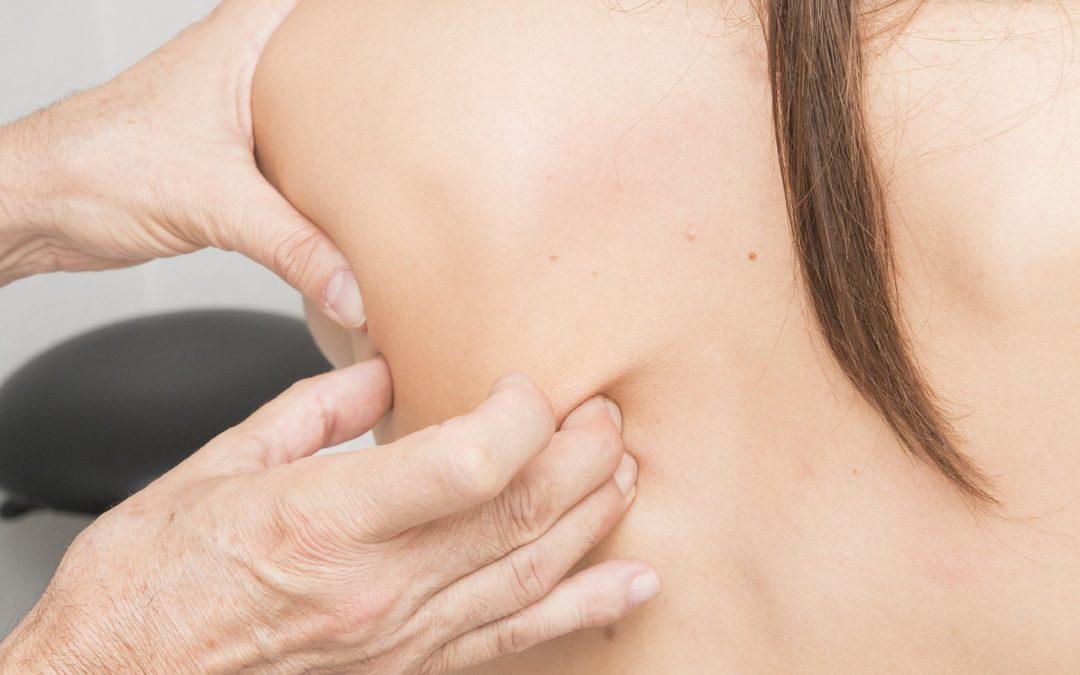 Com alleujar el dolor d'una contractura muscular?