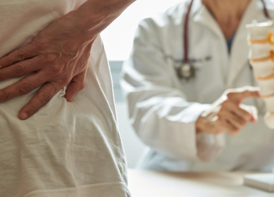 Tractaments fisioterapèutics alleujar el dolor lumbar