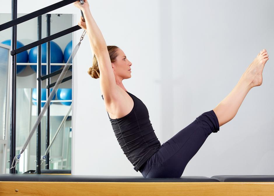Ejercicios de Pilates para tonificar y fortalecer el cuerpo